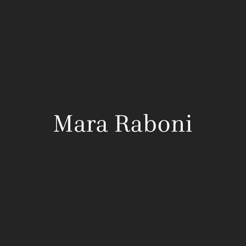 Mara Raboni — Maguti